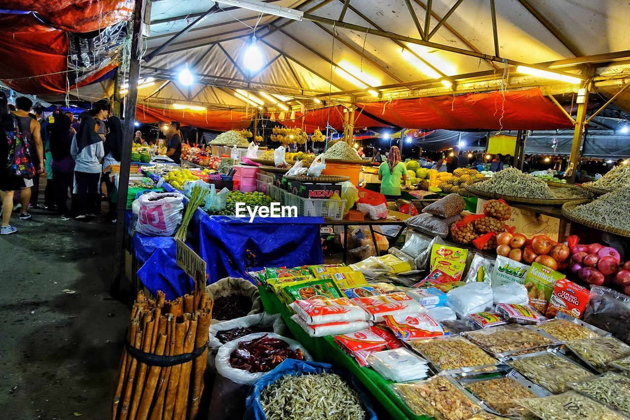 market, market stall, variation, choice, retail, food, for sale, food and drink, vegetable, healthy eating, freshness, large group of objects, arrangement, multi colored, incidental people, abundance, outdoors, price tag, day, fruit