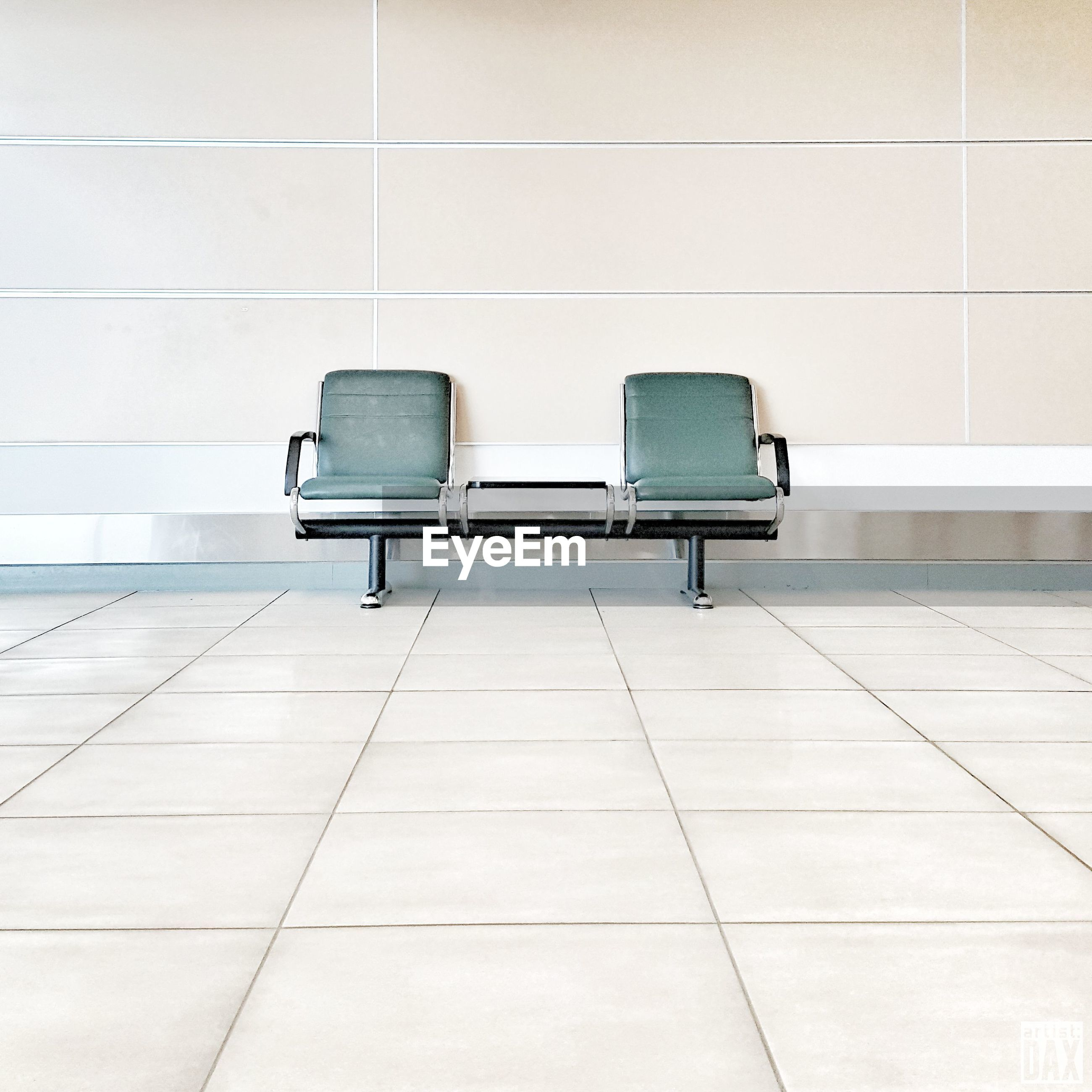 chair, no people, waiting room, architecture, indoors, day