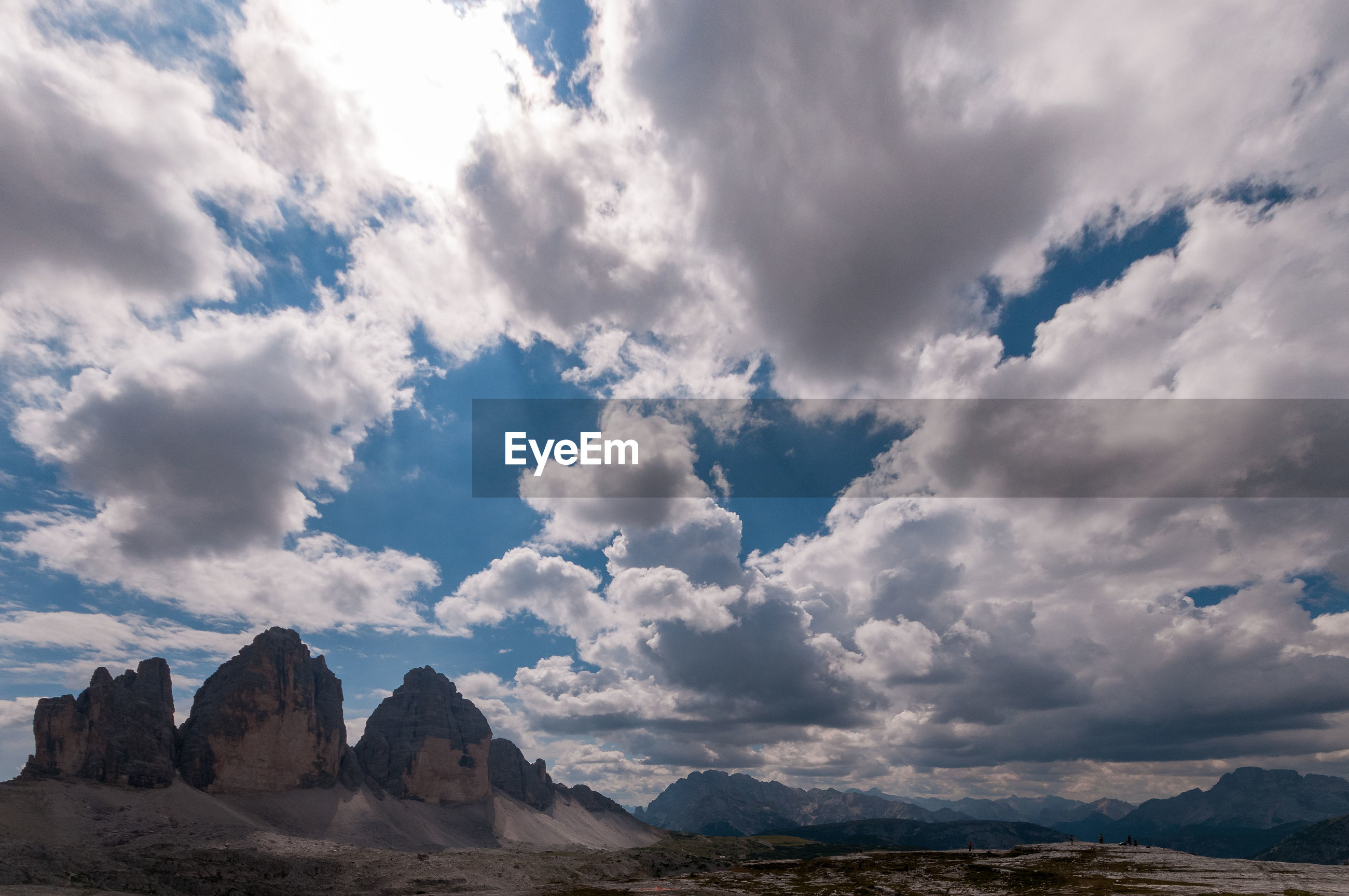 VIEW OF CLOUDS OVER MOUNTAIN