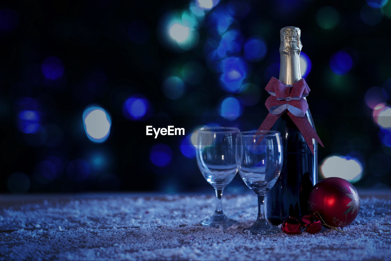 food and drink, glass, drink, refreshment, alcohol, freshness, wineglass, food, table, wine, no people, glass - material, focus on foreground, close-up, household equipment, still life, bottle, drinking glass, container, night, red wine