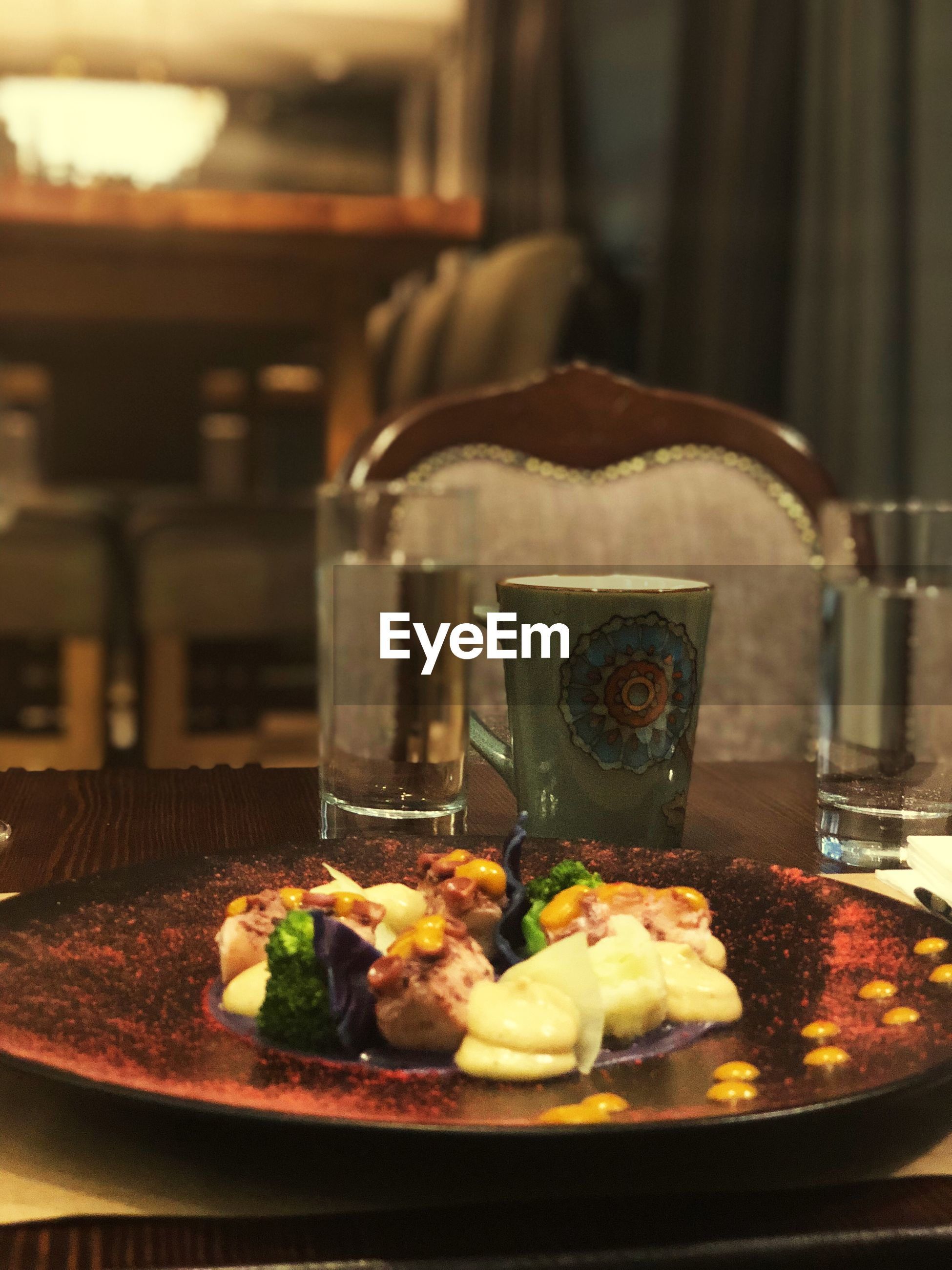food and drink, food, freshness, indoors, table, plate, ready-to-eat, no people, healthy eating, close-up, drink, still life, refreshment, wellbeing, serving size, glass, indulgence, drinking glass, household equipment, selective focus, temptation, japanese food, tray