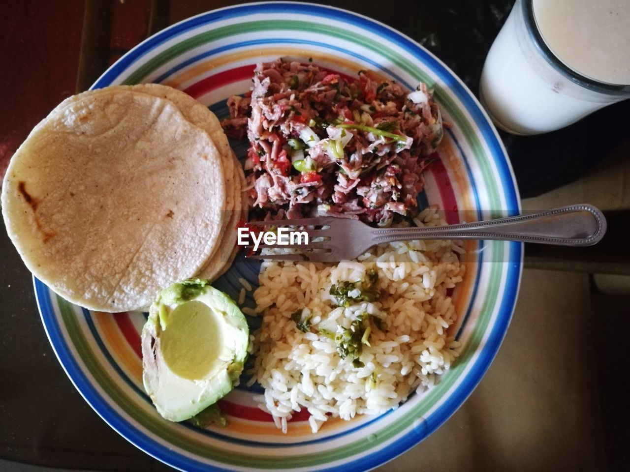 food and drink, food, freshness, ready-to-eat, indoors, healthy eating, table, plate, high angle view, bowl, serving size, no people, close-up, day