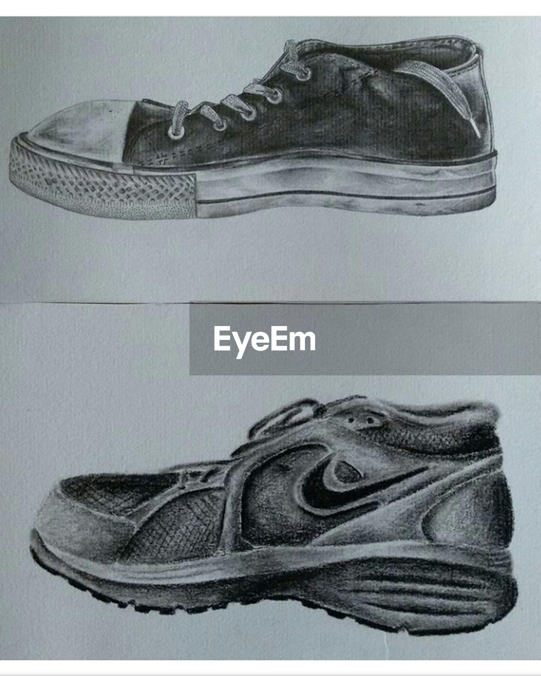 shoe, shoelace, pair, canvas shoe, no people, dress shoe, indoors, close-up, day