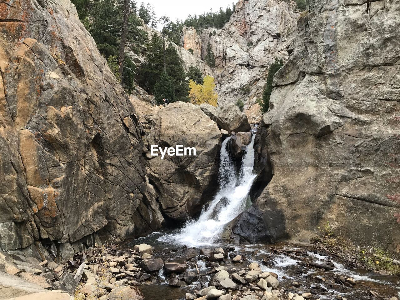 rock, rock - object, solid, waterfall, motion, water, nature, long exposure, beauty in nature, mountain, no people, scenics - nature, land, environment, rock formation, tree, blurred motion, flowing water, outdoors, formation, flowing, power in nature
