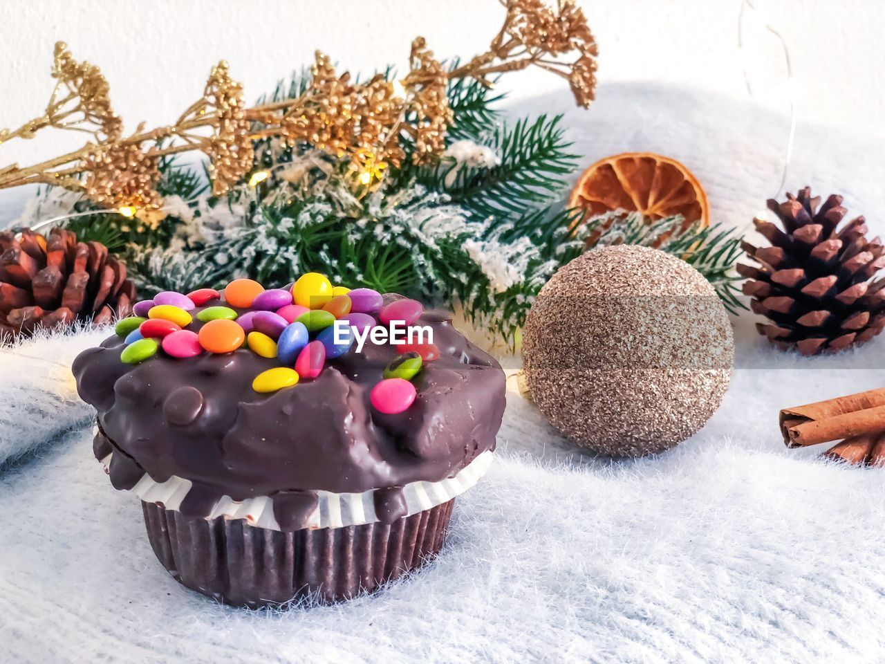food, food and drink, sweet food, indulgence, decoration, holiday, freshness, sweet, temptation, celebration, multi colored, unhealthy eating, still life, dessert, indoors, baked, table, cake, no people