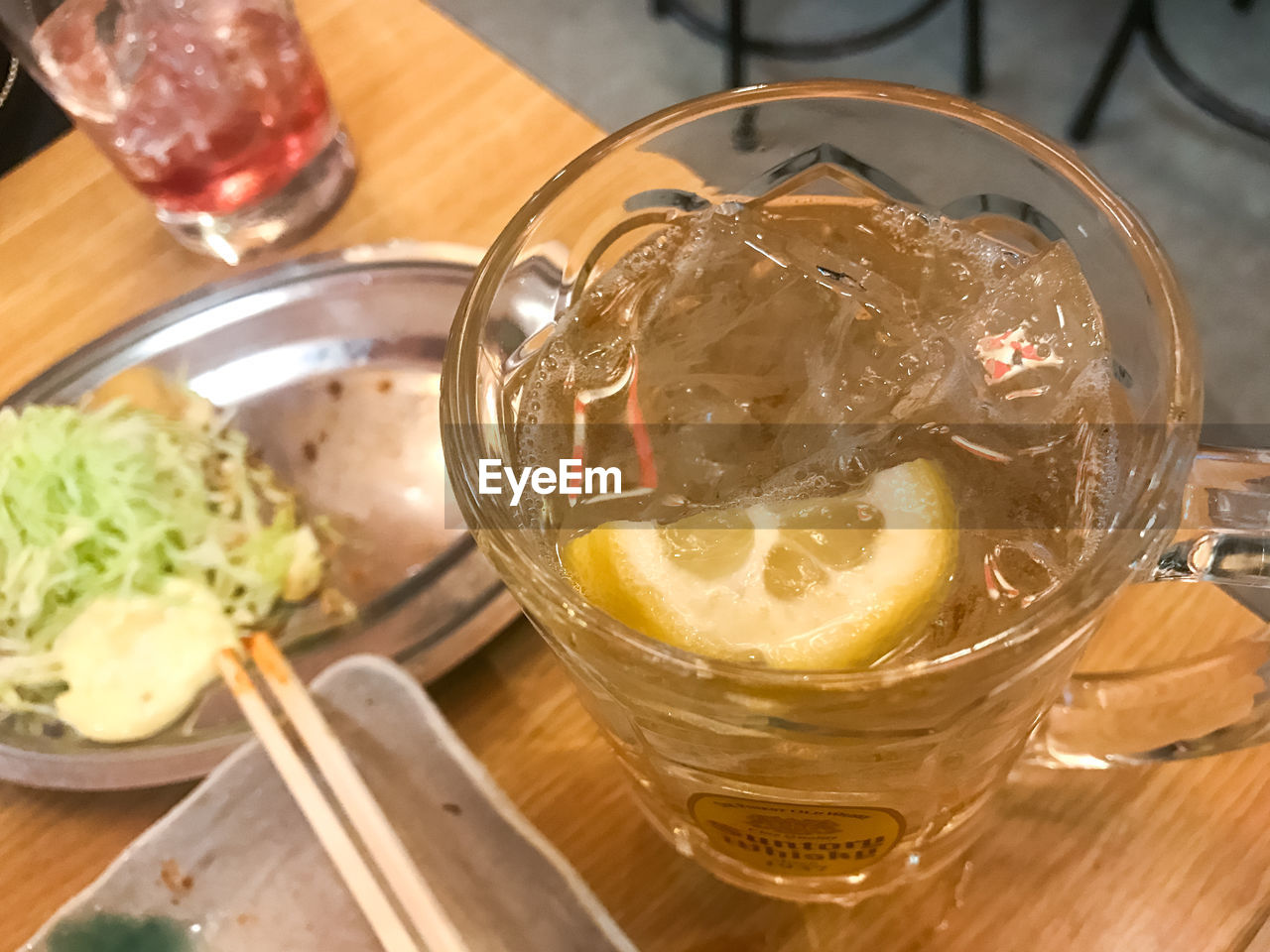 food and drink, table, drinking glass, freshness, high angle view, no people, refreshment, drink, close-up, indoors, food, healthy eating, day, ready-to-eat