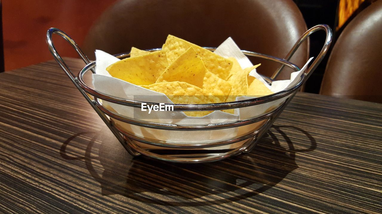 bowl, food and drink, indoors, food, no people, freshness, yellow, close-up, day, ready-to-eat