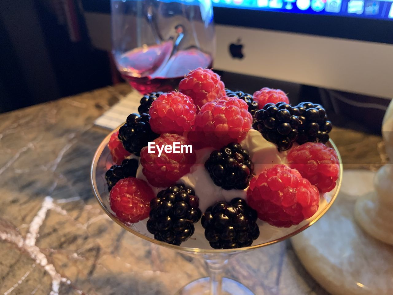 food, fruit, food and drink, healthy eating, freshness, berry fruit, table, indoors, wellbeing, bowl, still life, raspberry, close-up, focus on foreground, no people, blackberry - fruit, indulgence, high angle view, sweet food, ready-to-eat, temptation