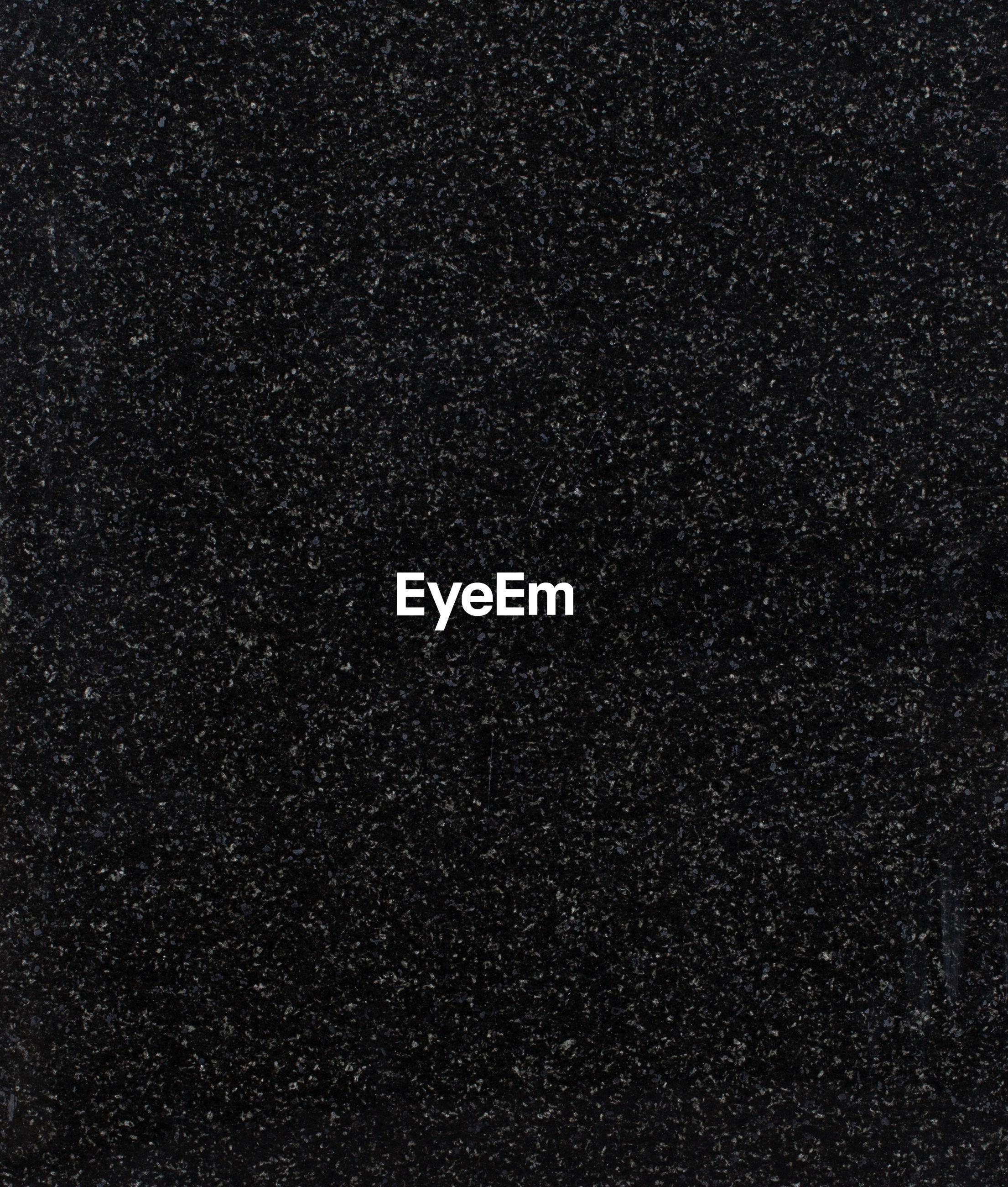 Full frame shot of black marble floor