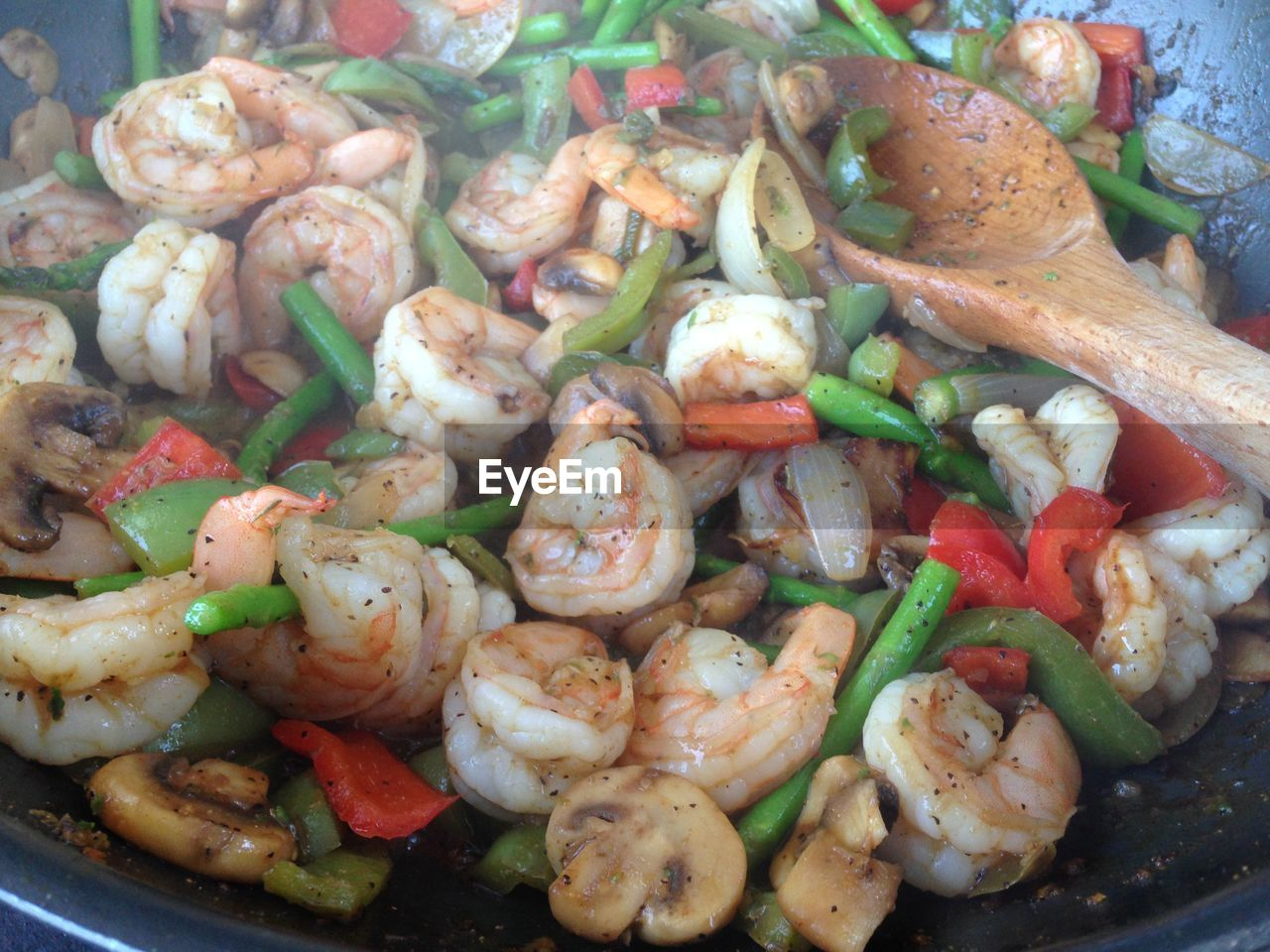 food, food and drink, healthy eating, freshness, ready-to-eat, seafood, no people, prawn, indoors, close-up, day