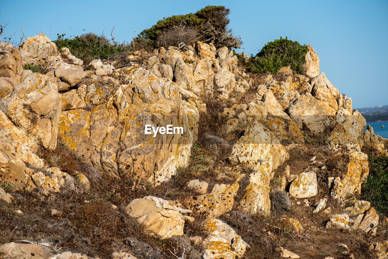 rock, rock - object, solid, rock formation, nature, physical geography, sky, beauty in nature, no people, geology, tranquility, scenics - nature, tranquil scene, land, day, non-urban scene, environment, mountain, eroded, rough, outdoors, arid climate, climate, formation