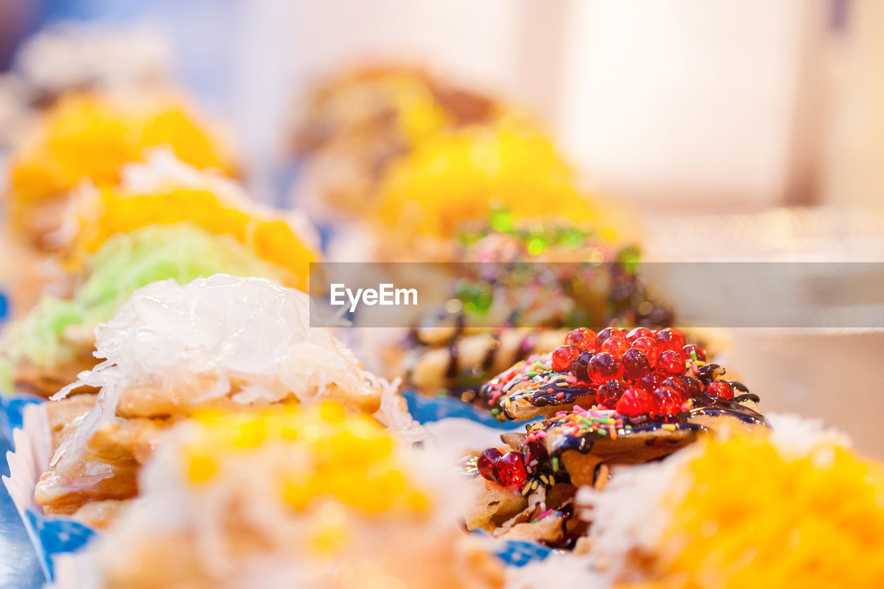 food and drink, food, ready-to-eat, freshness, selective focus, close-up, still life, indoors, no people, indulgence, plate, temptation, serving size, asian food, rice, rice - food staple, wellbeing, sweet food, healthy eating, seafood, japanese food