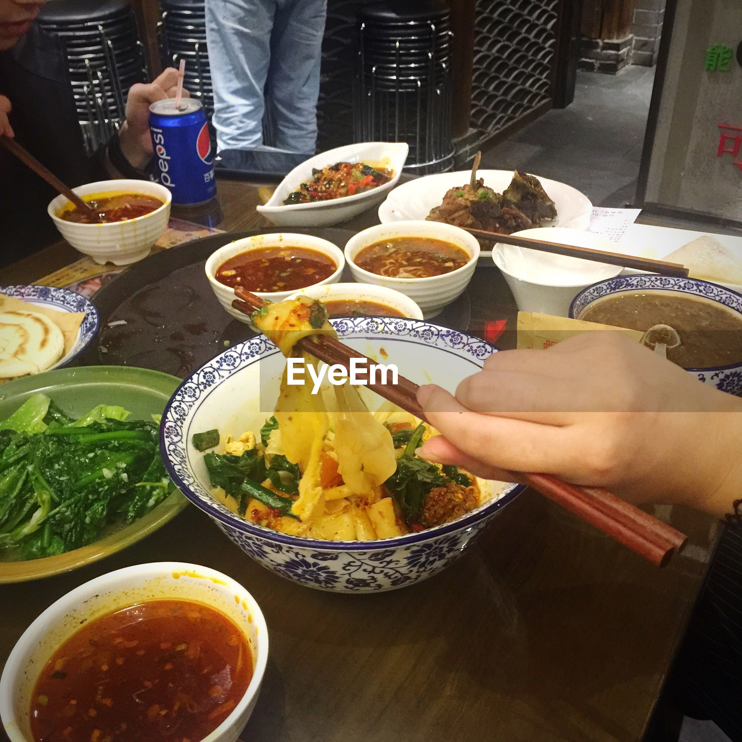 food and drink, food, freshness, person, holding, table, lifestyles, healthy eating, men, plate, ready-to-eat, drink, indoors, leisure activity, midsection