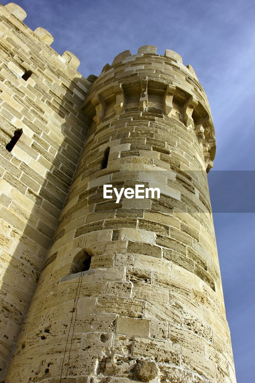 Citadel Of Qaitbay Tower