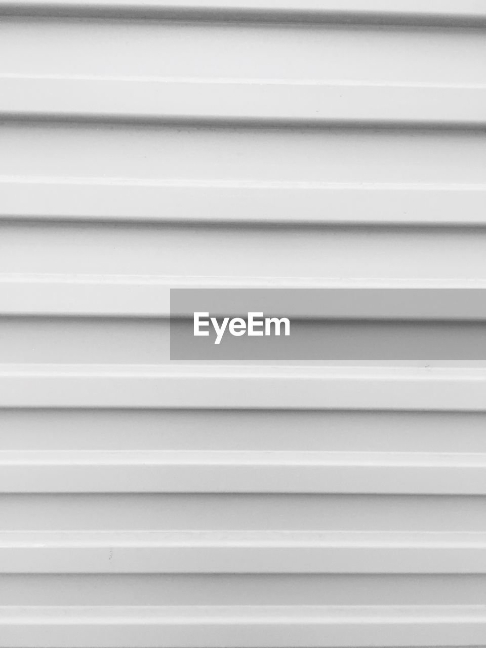 backgrounds, full frame, pattern, no people, repetition, close-up, wall - building feature, day, white color, textured, in a row, indoors, metal, blinds, window, architecture, safety, built structure, protection, silver colored, corrugated