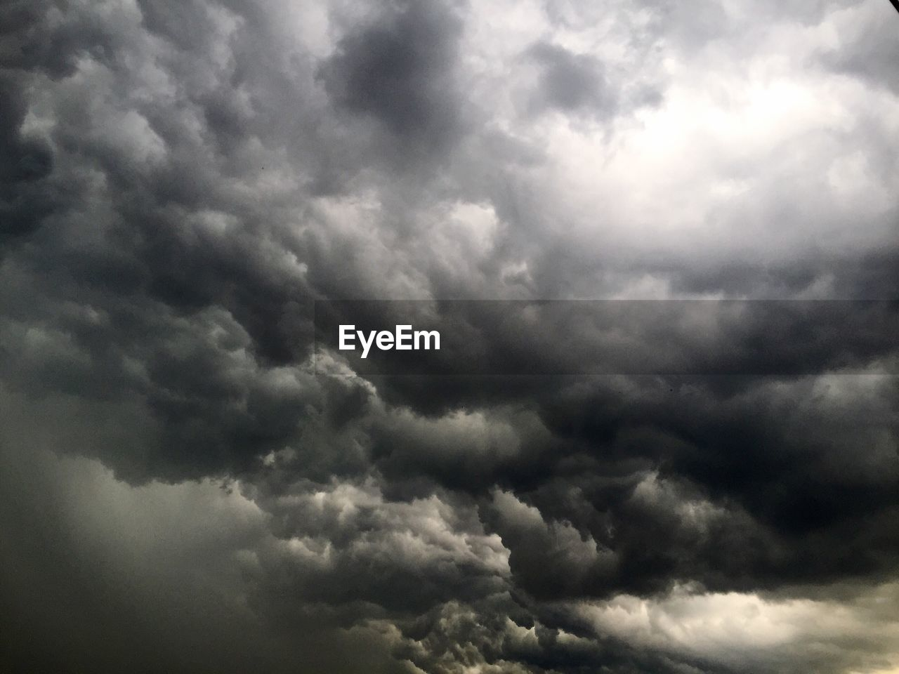 weather, cloud - sky, storm cloud, storm, beauty in nature, nature, atmospheric mood, dramatic sky, sky, cloudscape, scenics, thunderstorm, sky only, majestic, backgrounds, low angle view, dark, no people, awe, tranquility, ominous, day, outdoors, tornado, cyclone