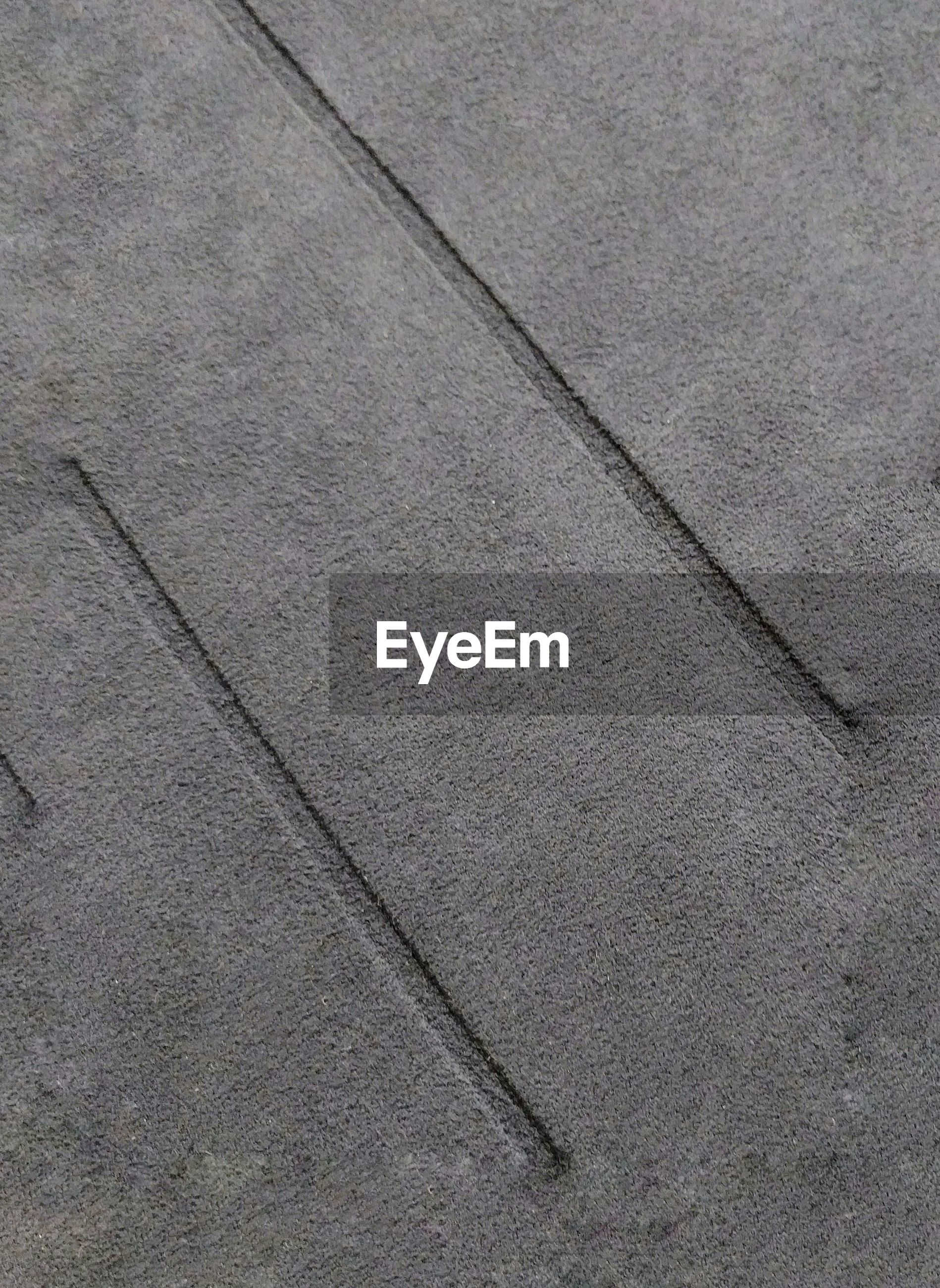 Full frame shot of concrete footpath