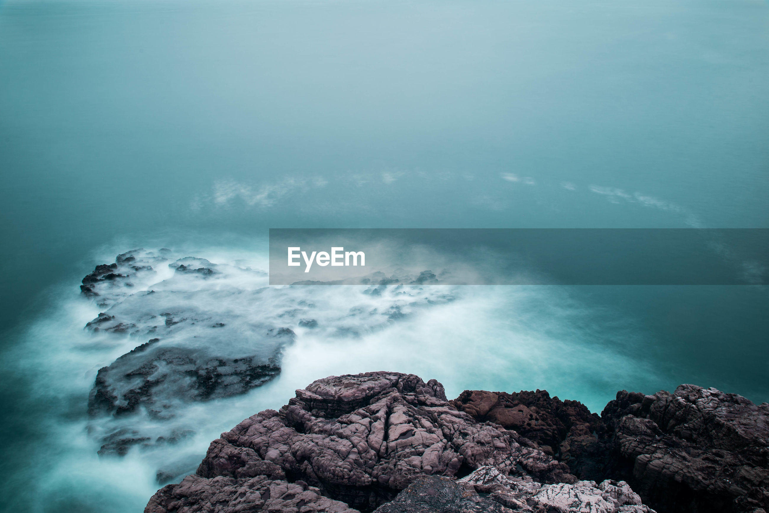 Dramatic seascape from spain