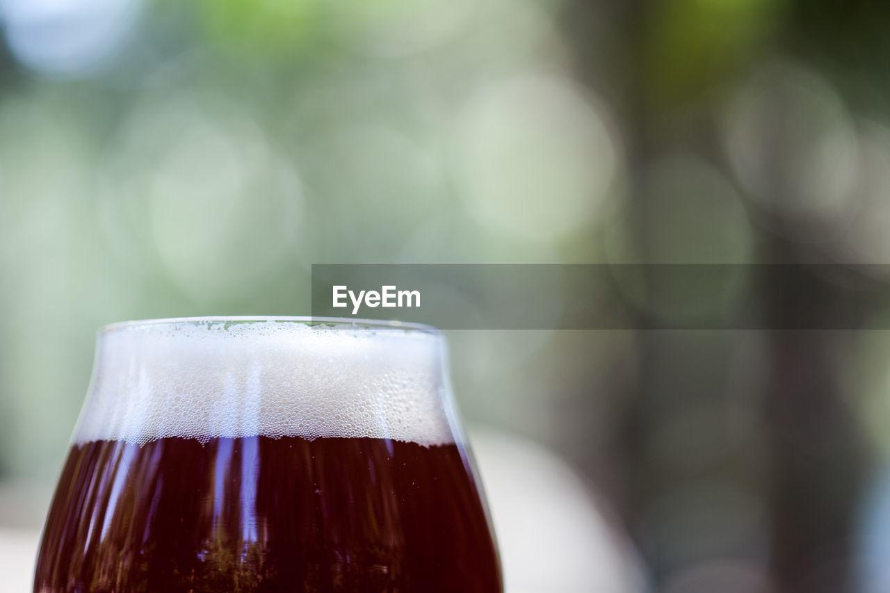 Close-Up Of Wineglass