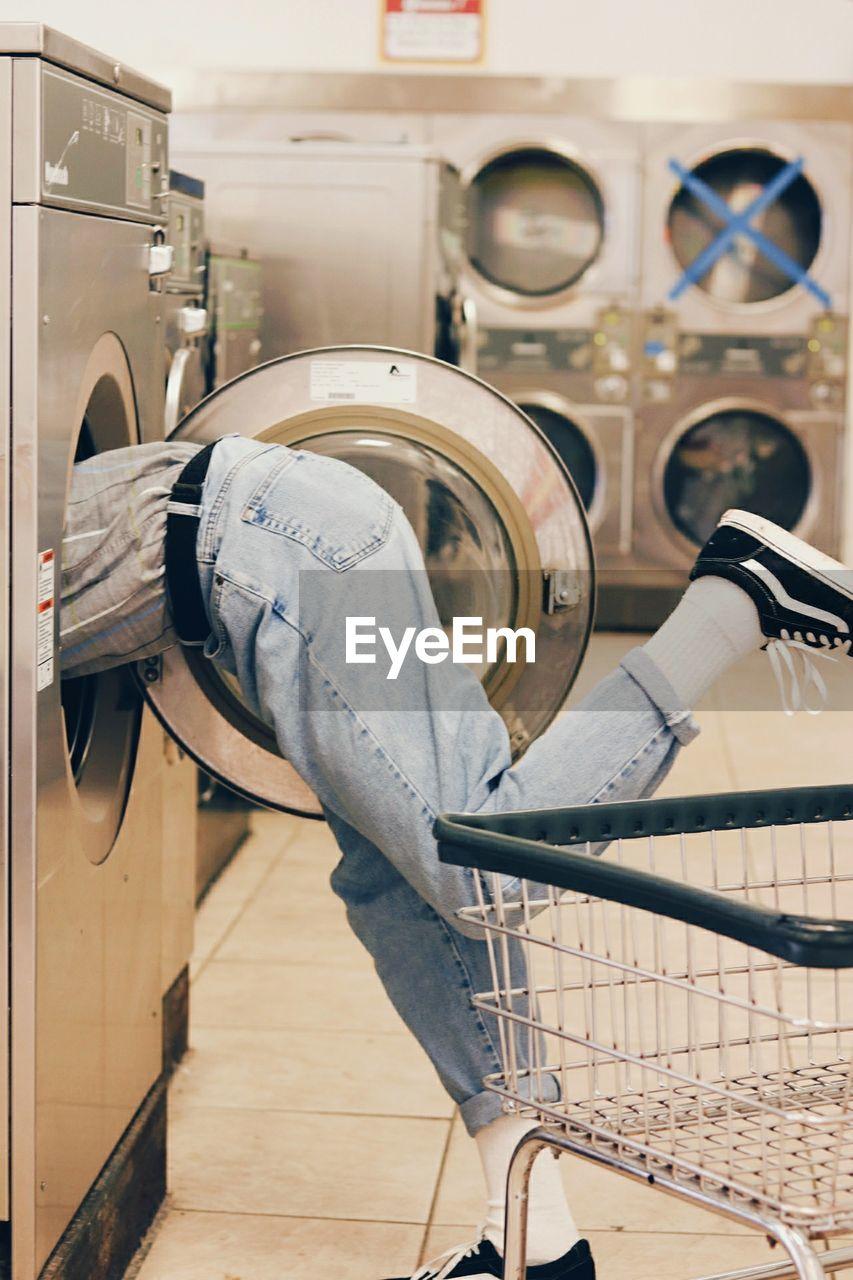 VIEW OF MACHINE