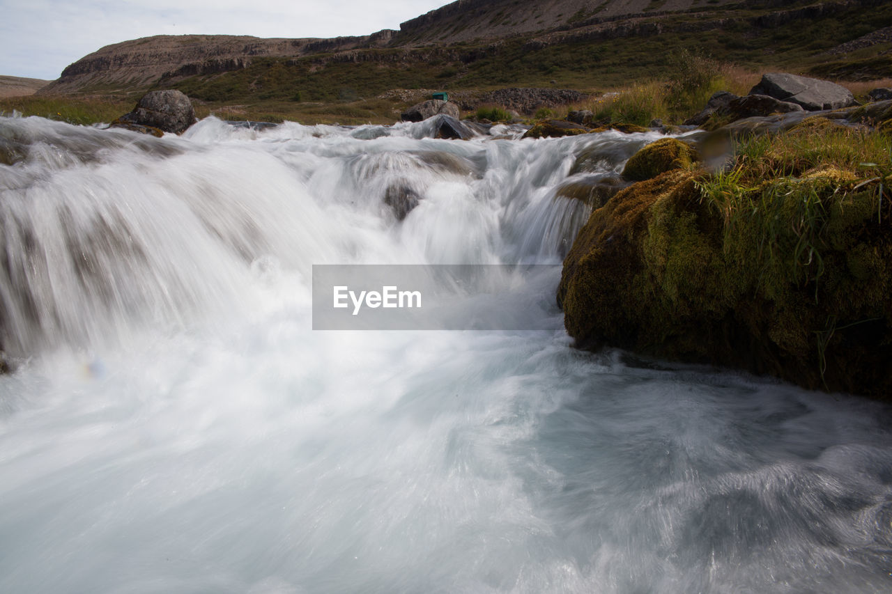 waterfall, motion, nature, water, long exposure, beauty in nature, no people, river, outdoors, scenics, day, power in nature