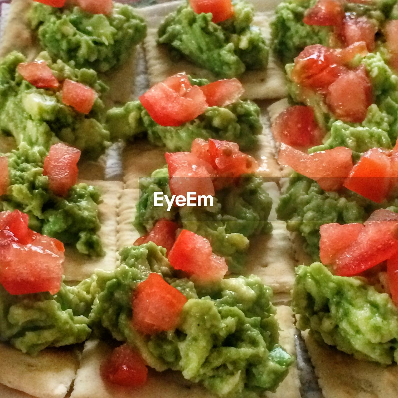 guacamole, green color, food, food and drink, avocado, red, indoors, freshness, healthy eating, tomato, close-up, no people, full frame, ready-to-eat, day