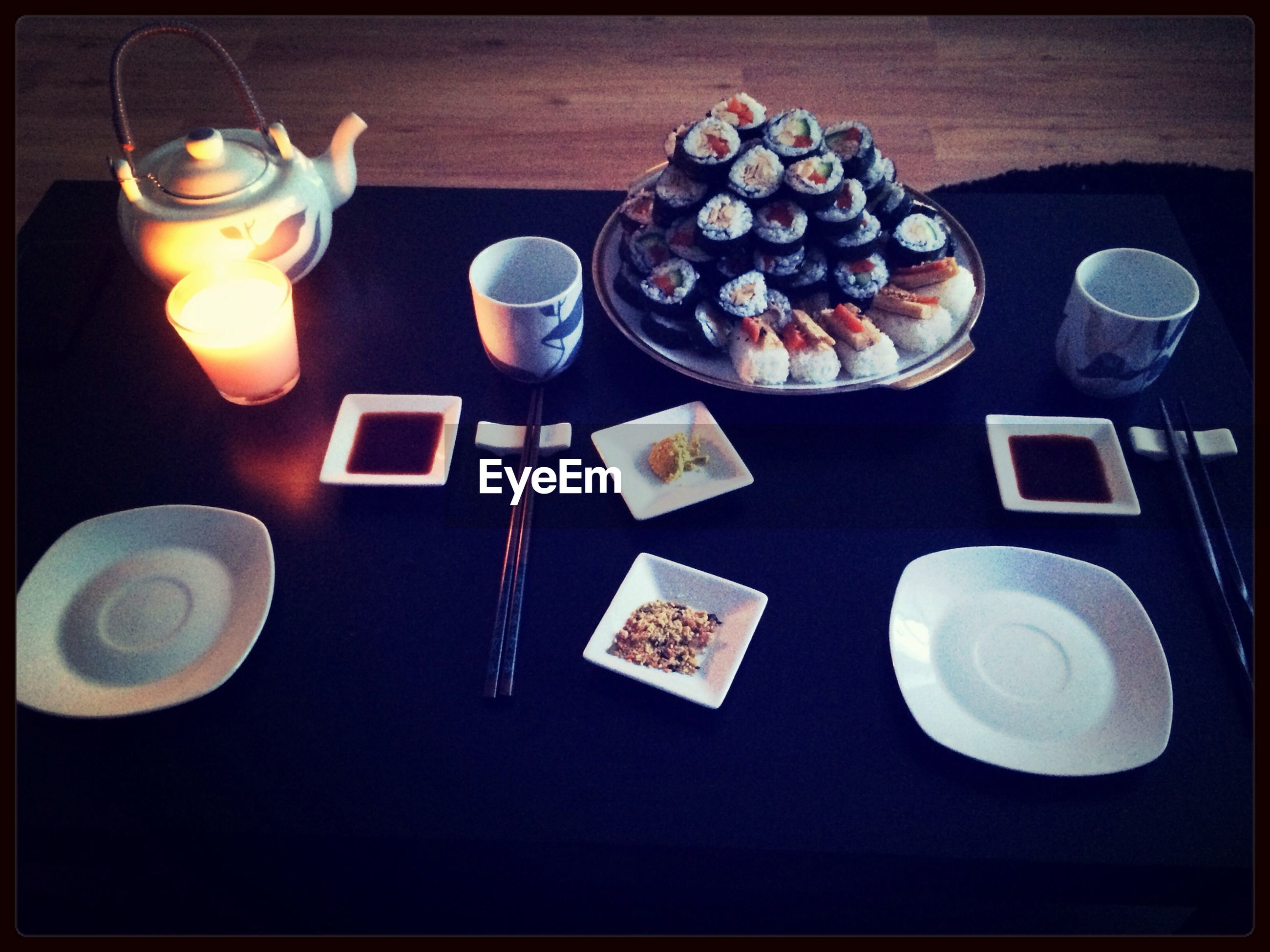 food and drink, indoors, food, freshness, still life, table, sweet food, ready-to-eat, high angle view, dessert, indulgence, plate, unhealthy eating, drink, cake, refreshment, close-up, variation, arrangement, no people