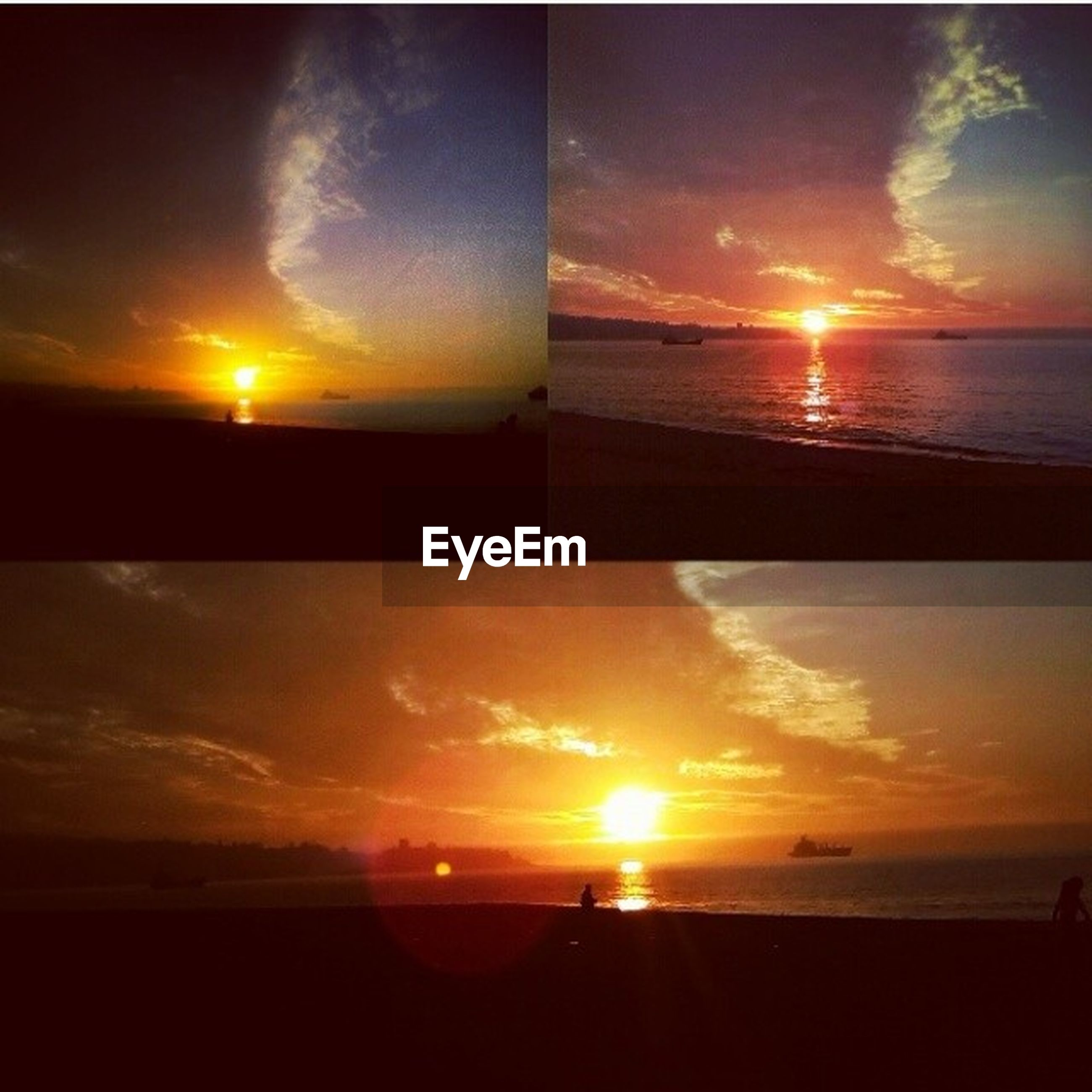 sunset, sun, sea, horizon over water, orange color, scenics, sky, water, beauty in nature, tranquil scene, beach, sunbeam, tranquility, sunlight, reflection, idyllic, silhouette, lens flare, nature, shore