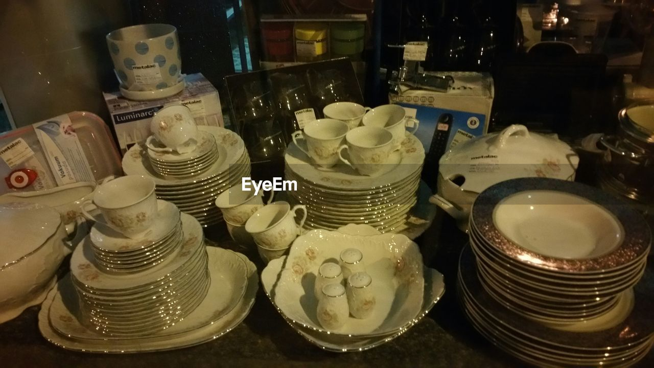 indoors, large group of objects, variation, for sale, arrangement, abundance, retail, no people, choice, store, close-up, day