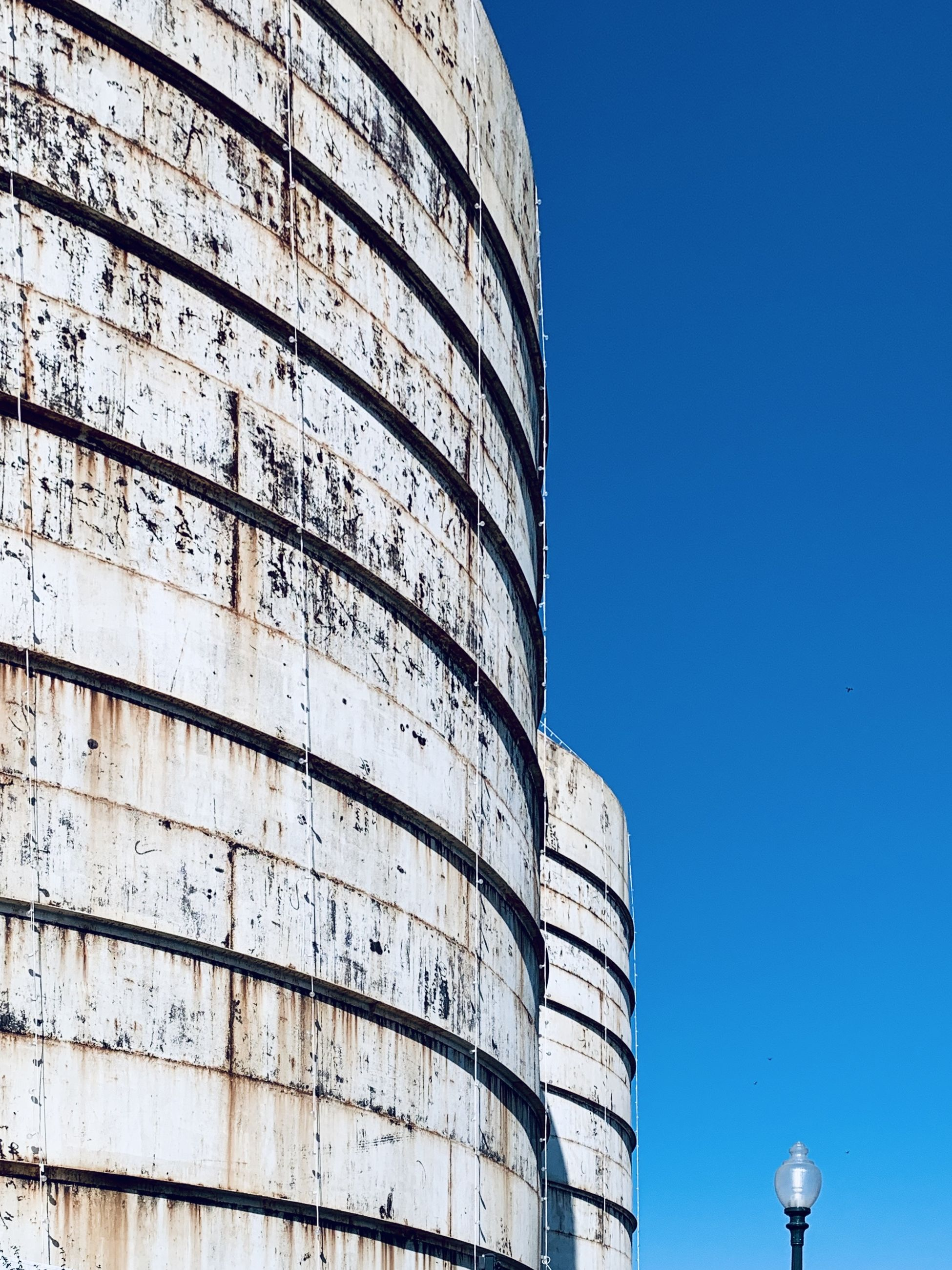 Texas silos
