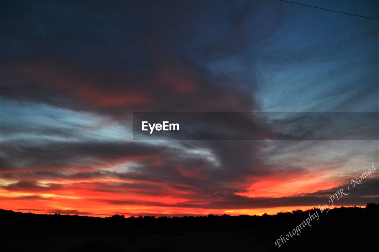 Sunset Odiaxere Cloud - Sky Beauty In Nature Sunset Scenics - Nature Landscape Silhouette Nature Power In Nature Romantic Sky Idyllic