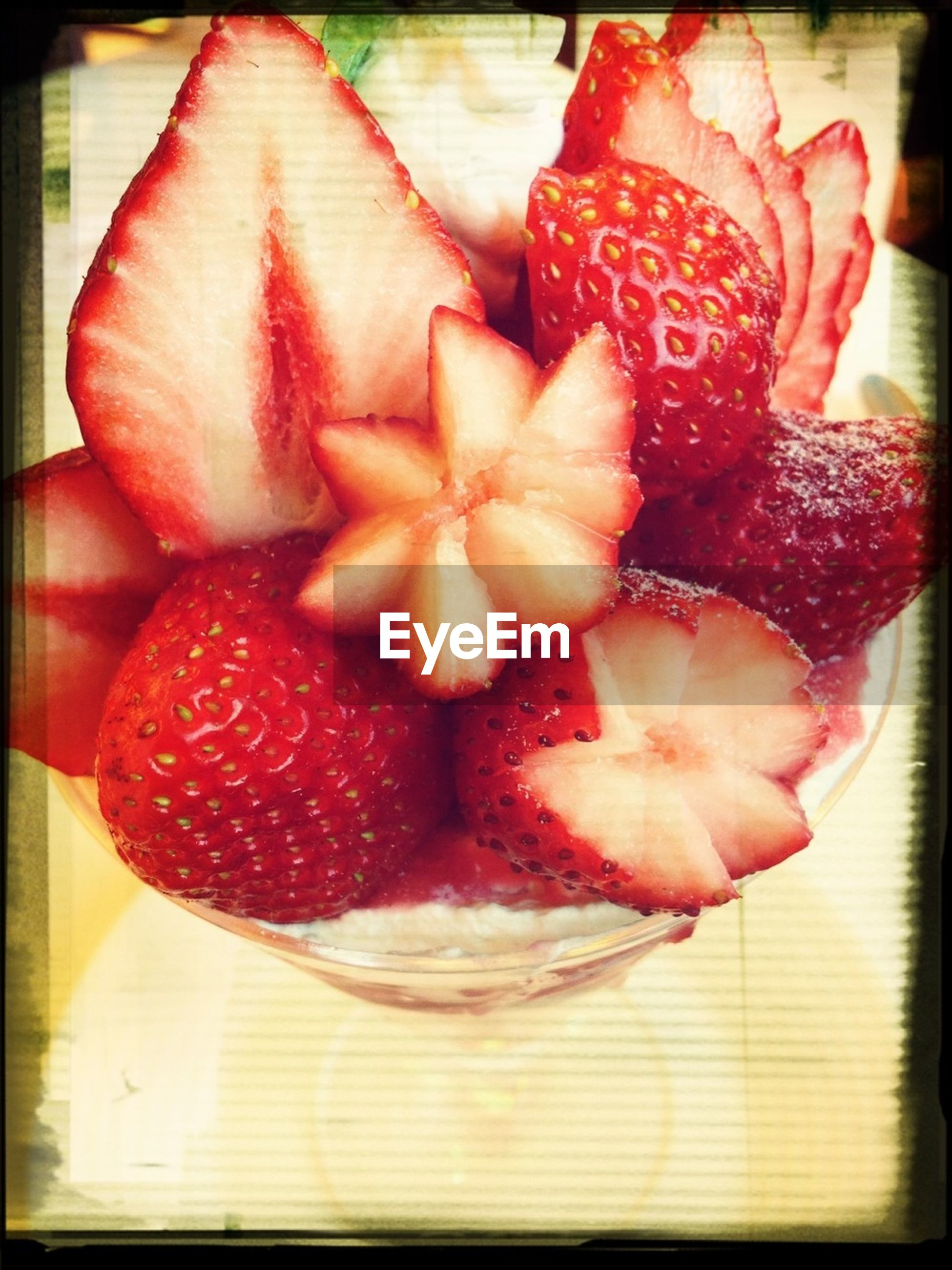 food and drink, freshness, food, indoors, transfer print, red, fruit, strawberry, close-up, healthy eating, sweet food, auto post production filter, still life, indulgence, table, dessert, ready-to-eat, slice, raspberry