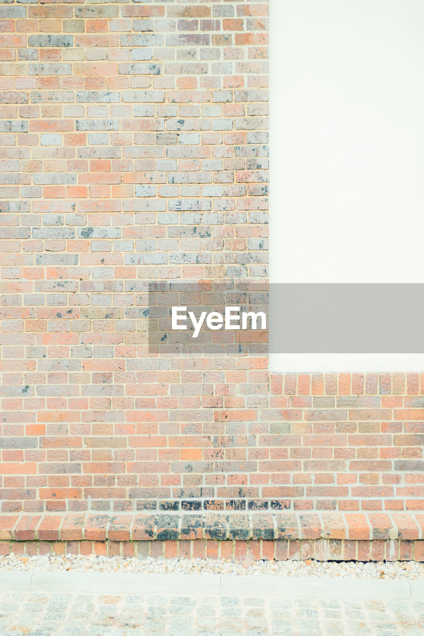 brick wall, brick, architecture, no people, day, outdoors