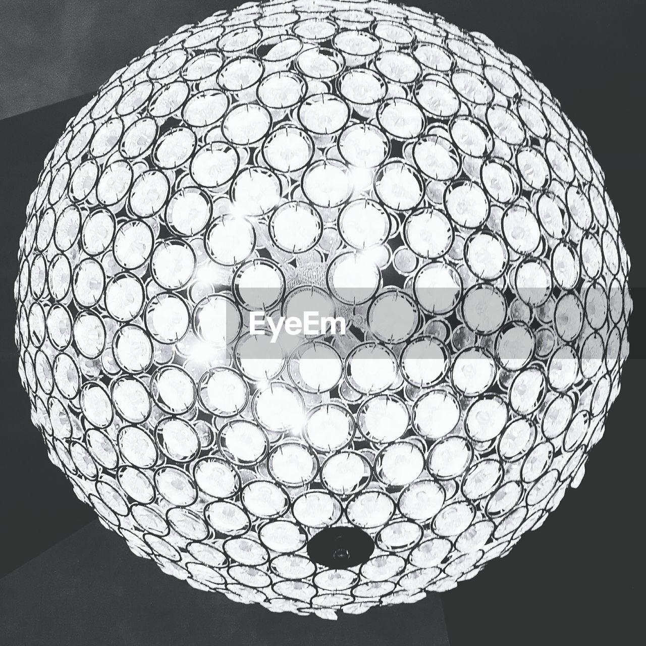 lighting equipment, indoors, no people, pattern, close-up, illuminated, day
