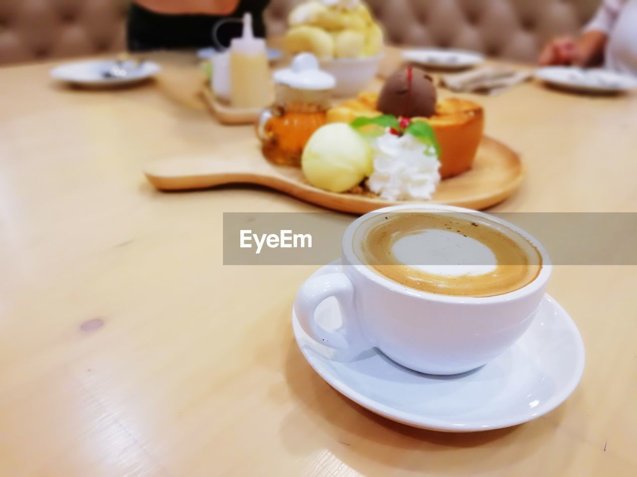 food and drink, cup, table, drink, mug, refreshment, coffee cup, food, freshness, saucer, coffee, crockery, coffee - drink, still life, indoors, hot drink, no people, close-up, sweet, ready-to-eat, temptation, non-alcoholic beverage, snack, french food, tea cup