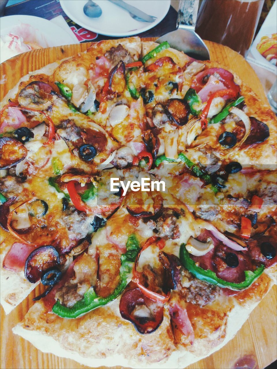 food, food and drink, ready-to-eat, freshness, pizza, serving size, still life, indulgence, indoors, no people, temptation, slice, italian food, gourmet, meal, close-up, healthy eating, cooked, homemade, appetizer, day