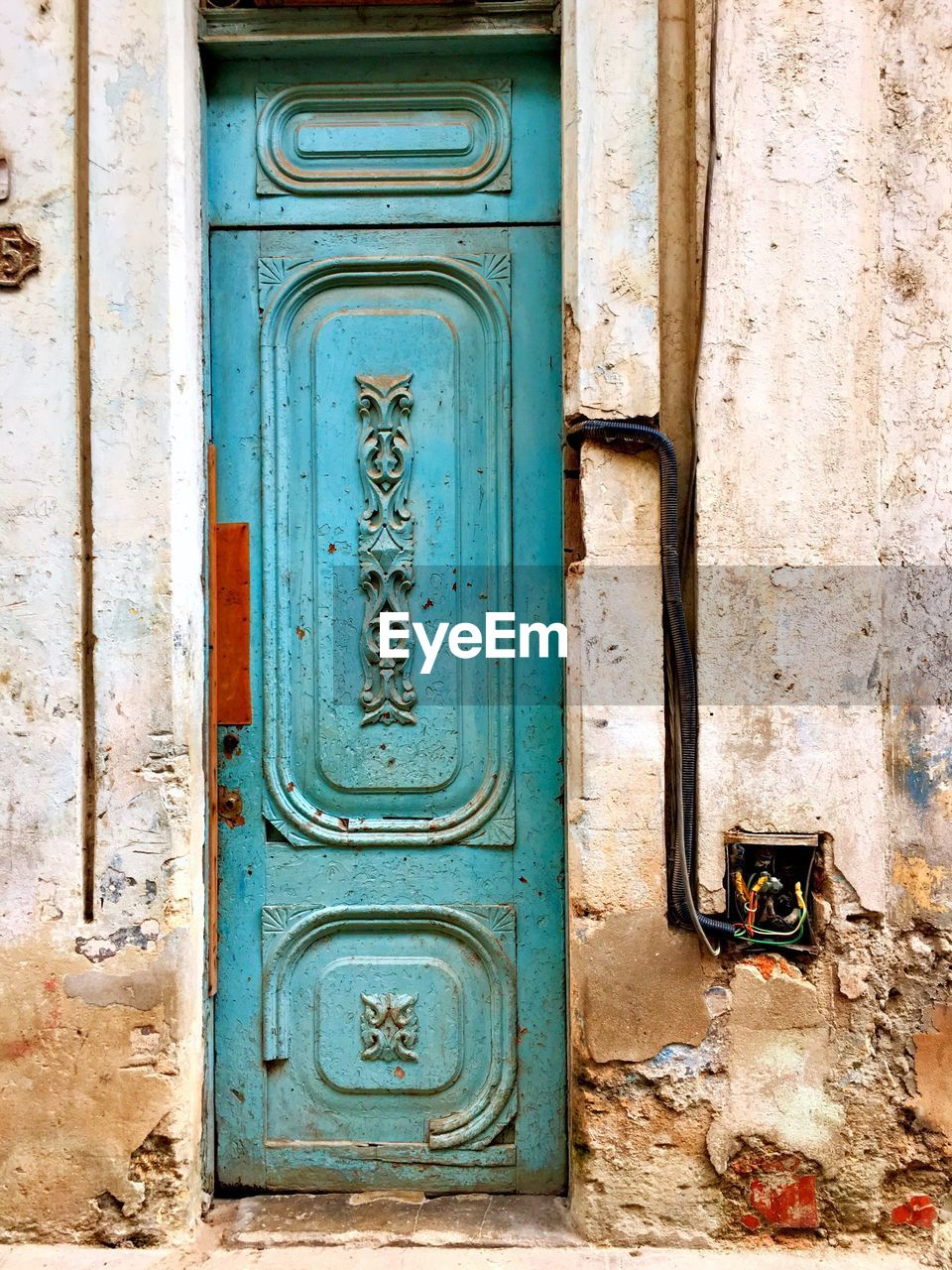 door, day, no people, outdoors, weathered, architecture, built structure, building exterior, close-up