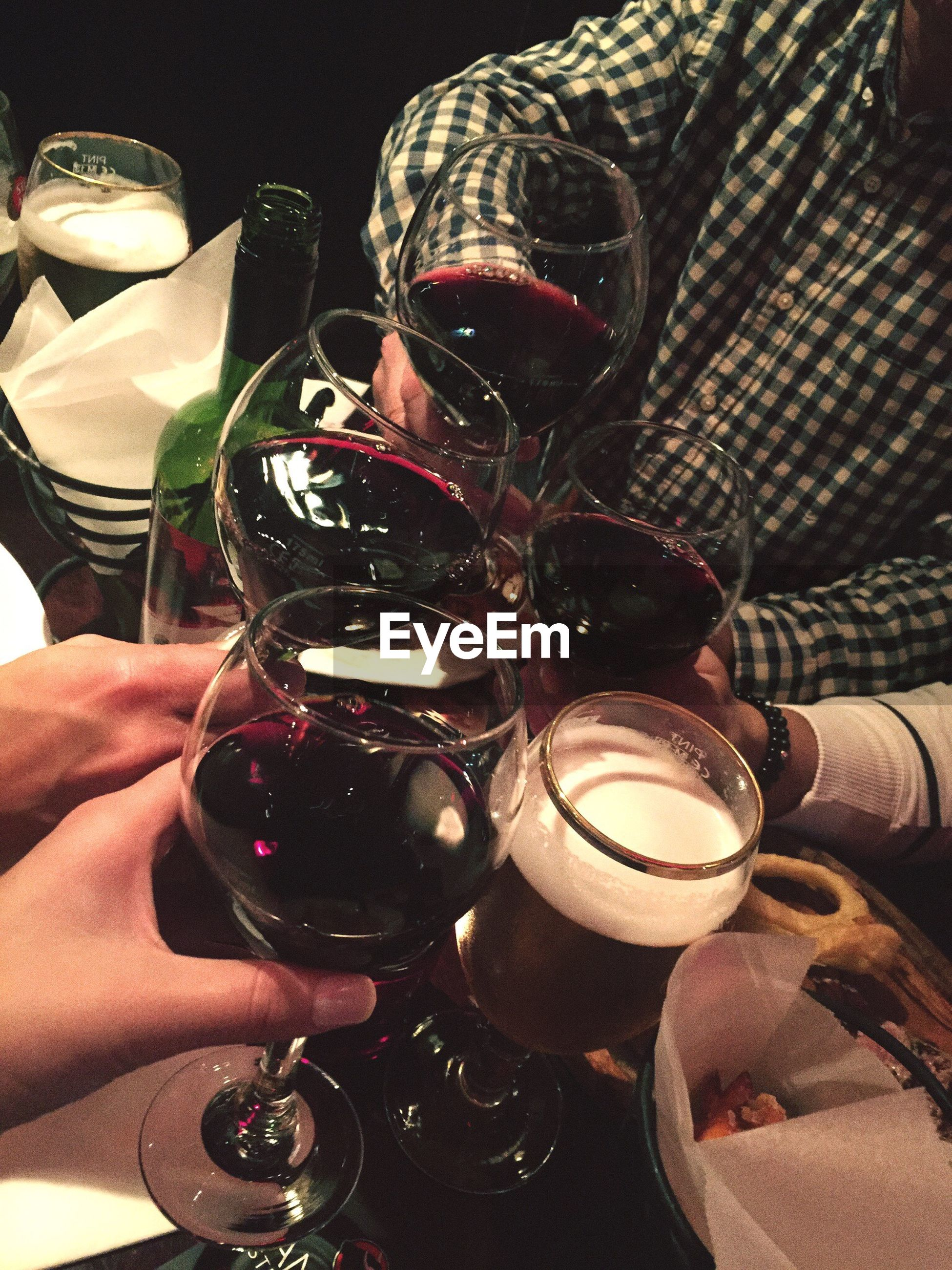 drink, food and drink, adults only, night, celebration, alcohol, party - social event, people, adult, archival, indoors, table, one person, celebration event, men, only men, nightlife, one man only