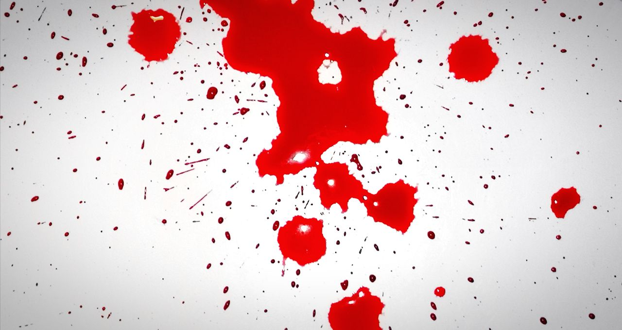 red, drop, blood, indoors, paint, water, no people, white background, art and craft, close-up, splattered, messy, abstract, backgrounds, studio shot, dirt, stained, spotted, creativity