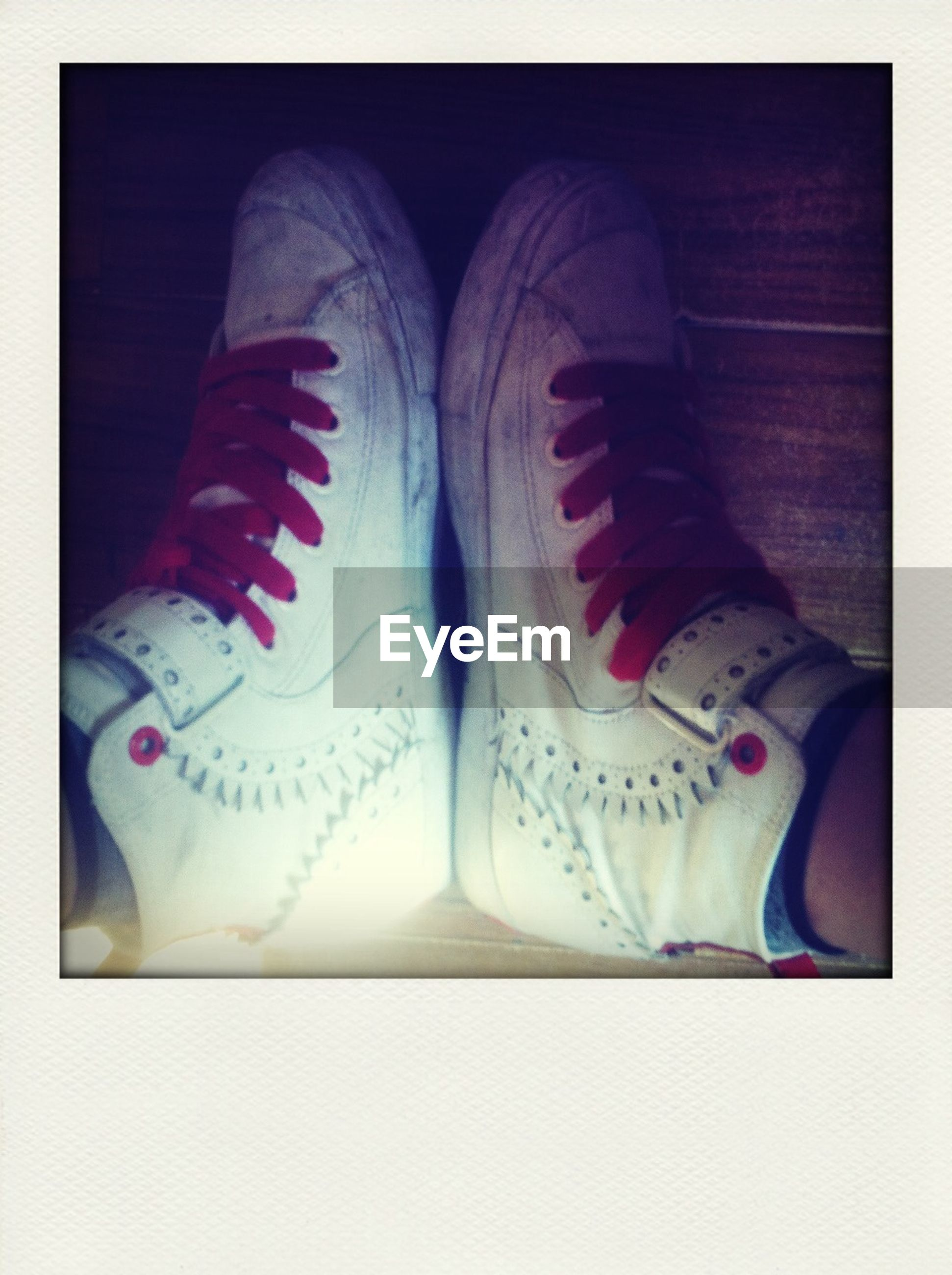 indoors, shoe, still life, close-up, transfer print, auto post production filter, pair, high angle view, footwear, low section, fashion, person, variation, art and craft, multi colored, table, human foot, creativity, part of