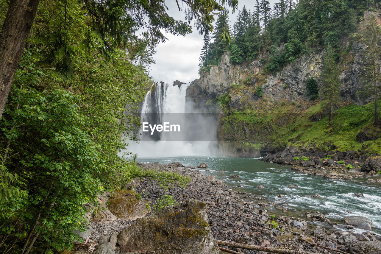 water, waterfall, beauty in nature, scenics - nature, motion, tree, rock, flowing water, long exposure, nature, plant, power in nature, rock - object, day, forest, land, solid, environment, non-urban scene, no people, flowing, outdoors, falling water, hot spring