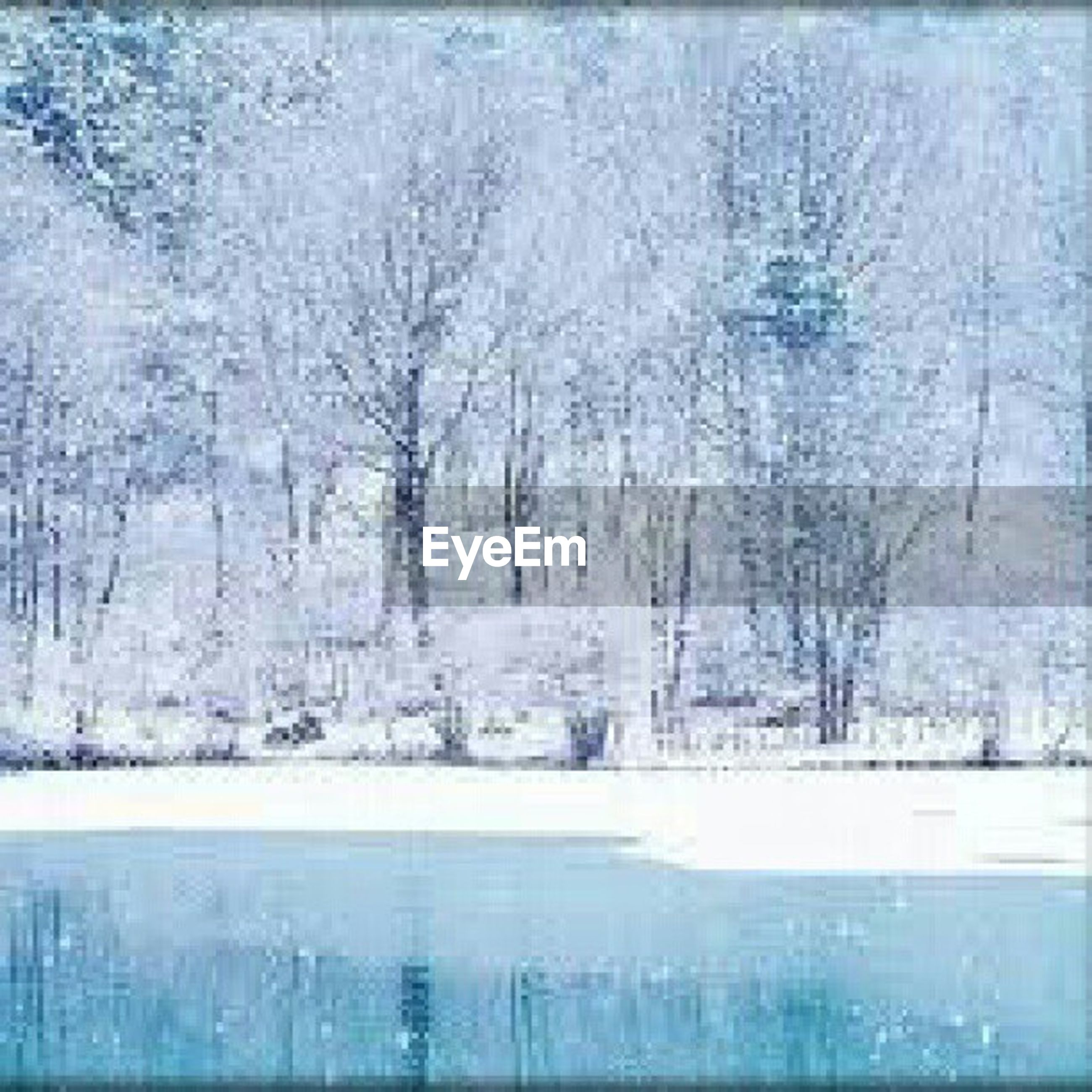 winter, snow, cold temperature, season, tree, frozen, water, weather, bare tree, lake, tranquility, tranquil scene, nature, beauty in nature, reflection, covering, scenics, ice, branch, forest
