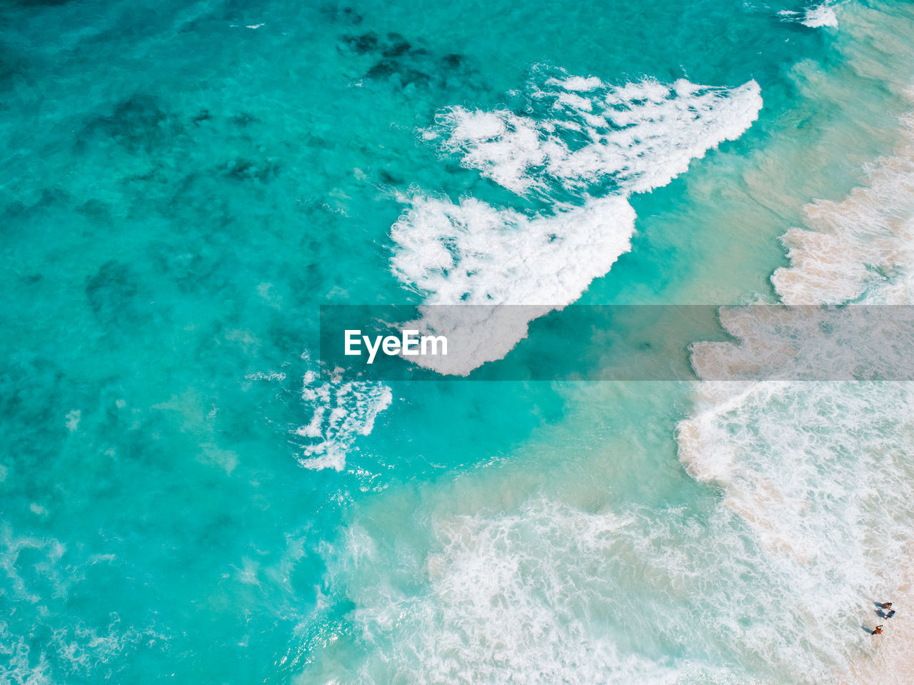 sea, wave, motion, water, sport, surfing, aquatic sport, nature, beauty in nature, day, blue, turquoise colored, outdoors, high angle view, backgrounds, full frame, scenics - nature, beach, swimming pool, power in nature, breaking