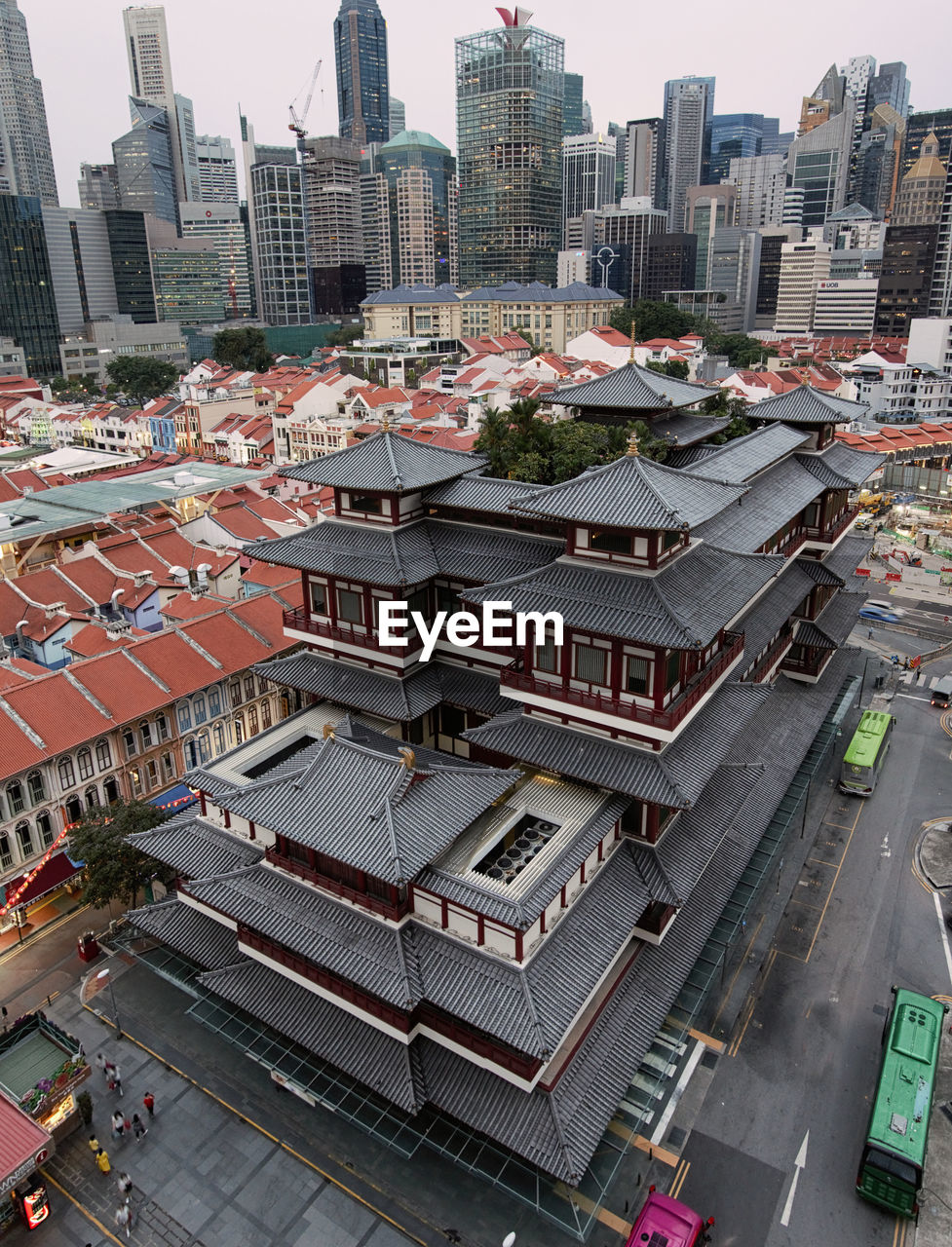 building exterior, architecture, built structure, city, building, roof, residential district, high angle view, cityscape, day, skyscraper, no people, street, office building exterior, outdoors, nature, transportation, city life, road, place, apartment