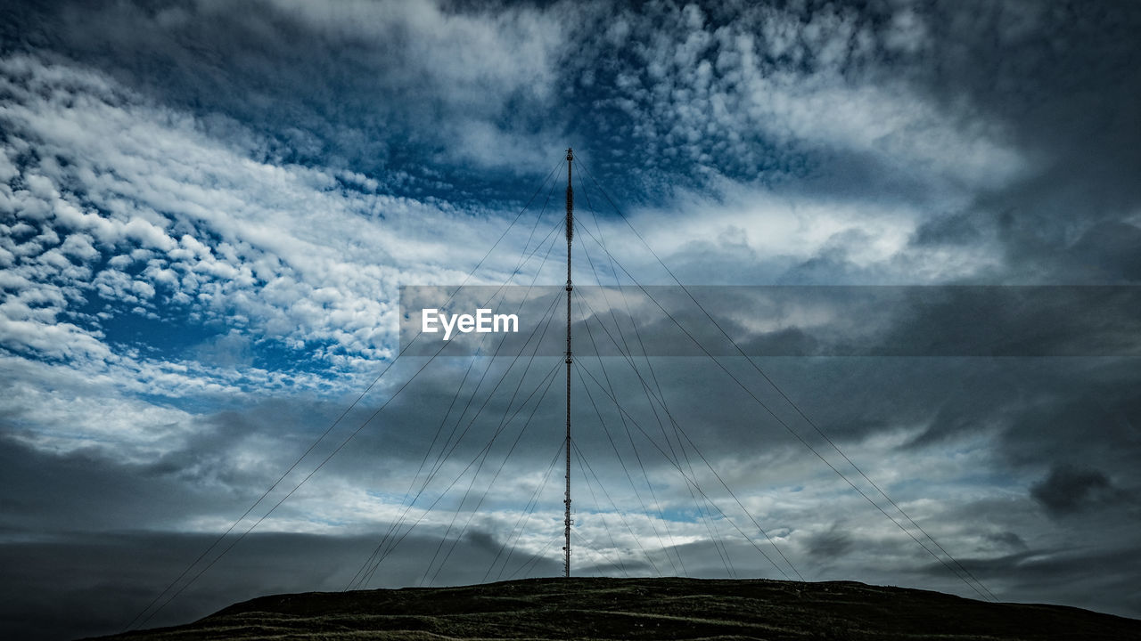 sky, cloud - sky, low angle view, outdoors, day, no people, beauty in nature, nature, scenics