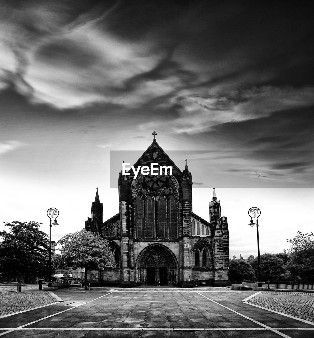 VIEW OF CATHEDRAL AGAINST SKY