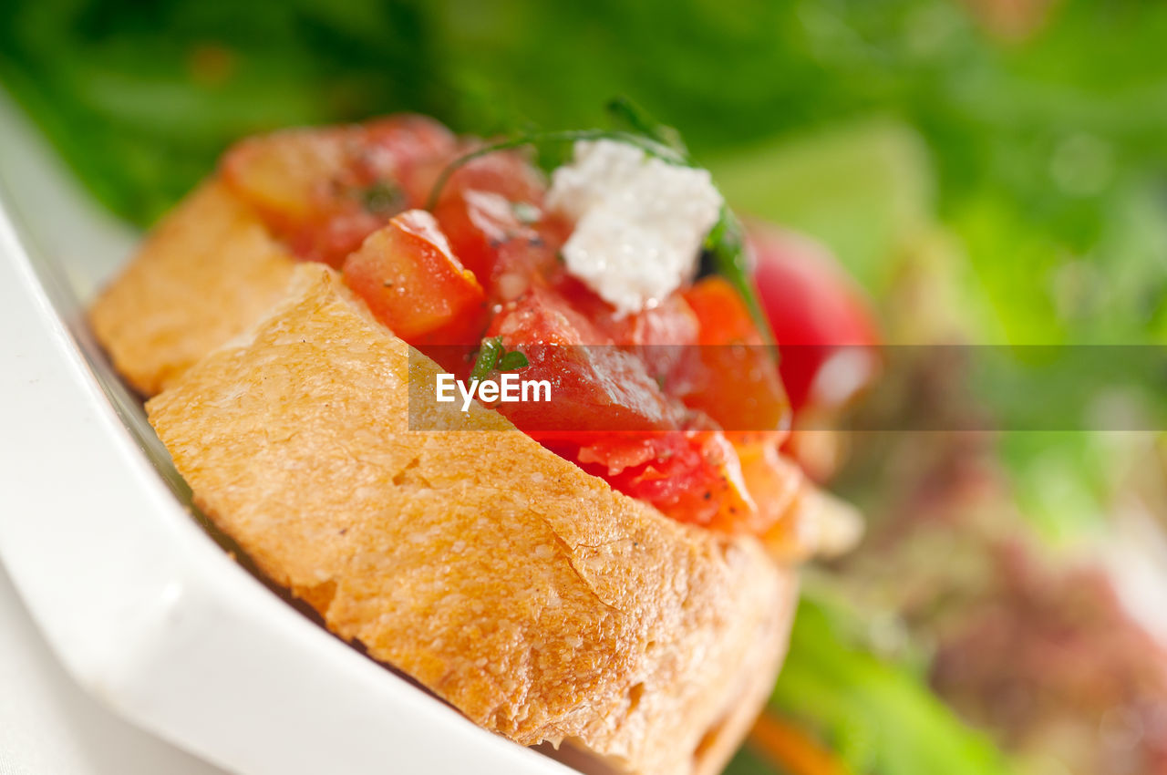food and drink, food, freshness, tomato, plate, no people, ready-to-eat, focus on foreground, close-up, healthy eating, indoors, day