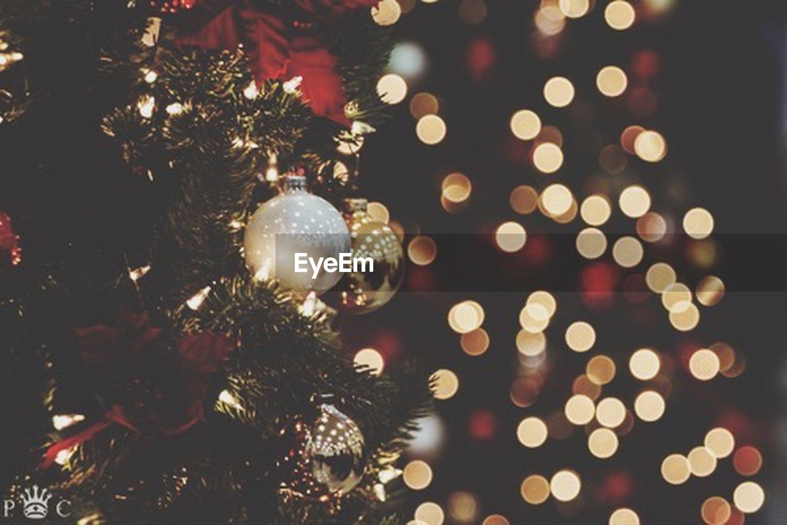 illuminated, decoration, lighting equipment, hanging, low angle view, night, celebration, christmas, sphere, christmas decoration, christmas tree, christmas lights, decor, christmas ornament, indoors, ceiling, tradition, circle, no people, glowing