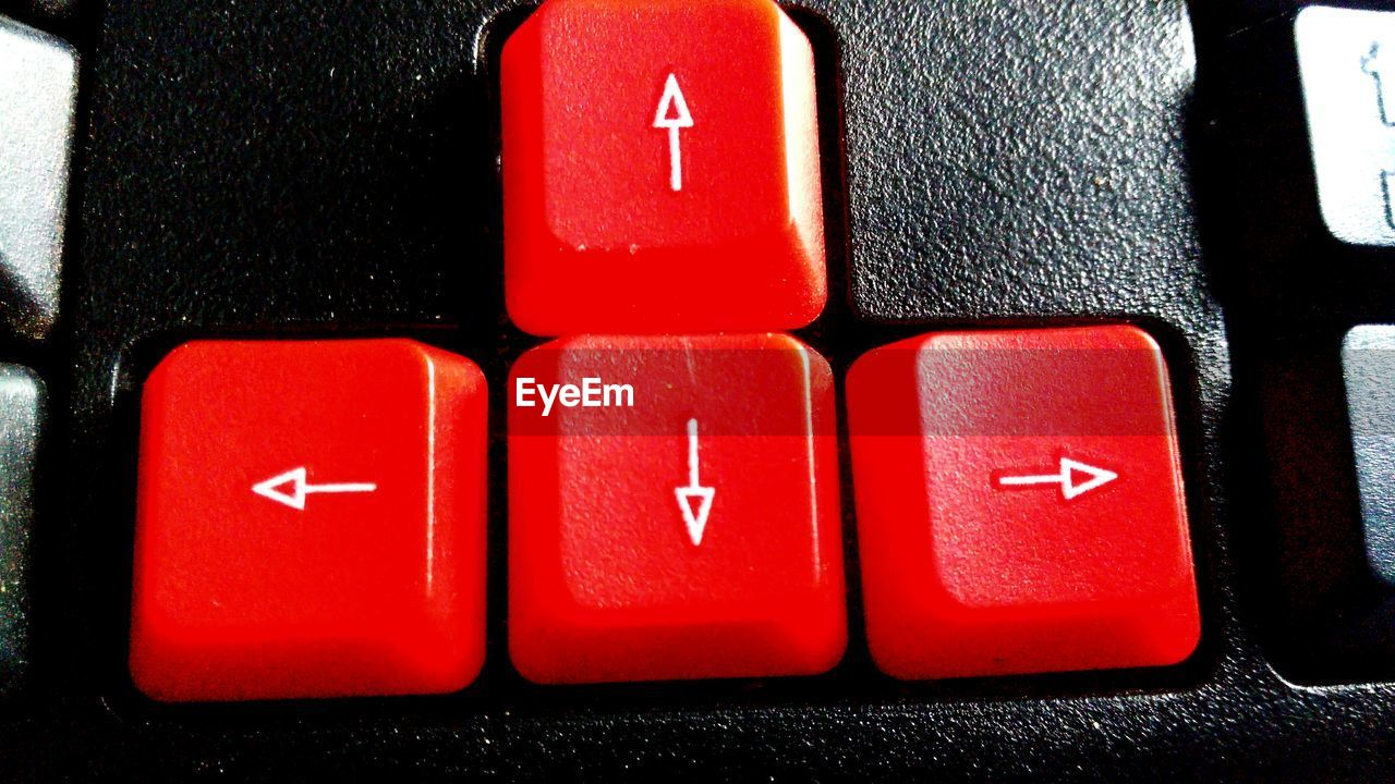 red, computer keyboard, communication, computer key, computer, technology, close-up, connection, alphabet, no people, keyboard, indoors, day