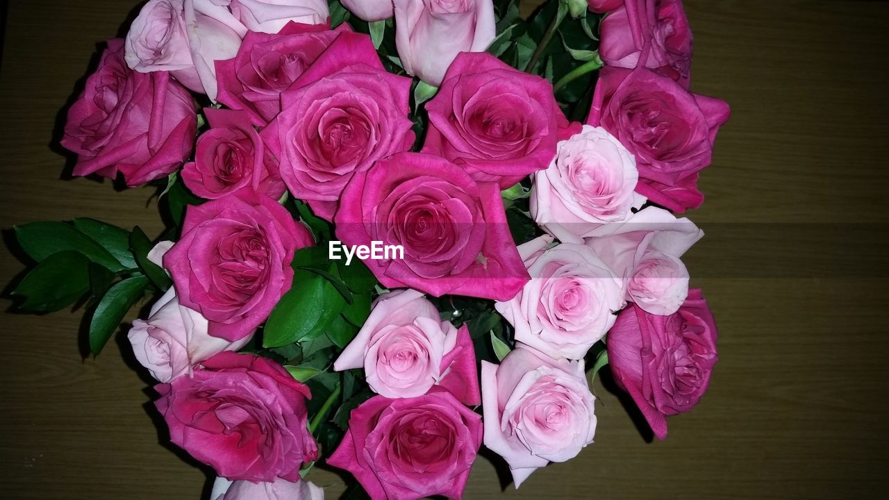 flower, rose - flower, pink color, fragility, petal, freshness, no people, flower head, beauty in nature, indoors, close-up, nature, bouquet, day, florist